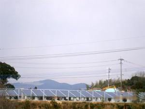 メガソーラー施工 福岡